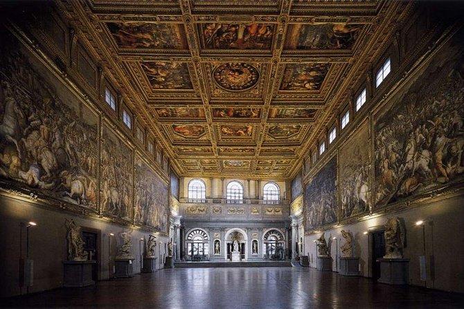 Palazzo Vecchio Morning Guided Tour
