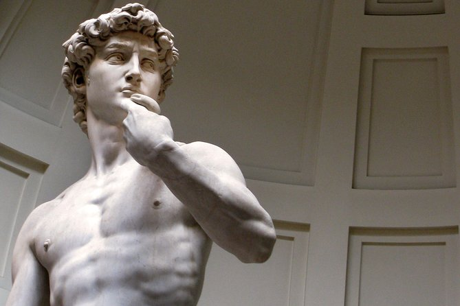 Guided Tour of Accademia Gallery and Skip-the-Line tickets: The David and Stradivarius