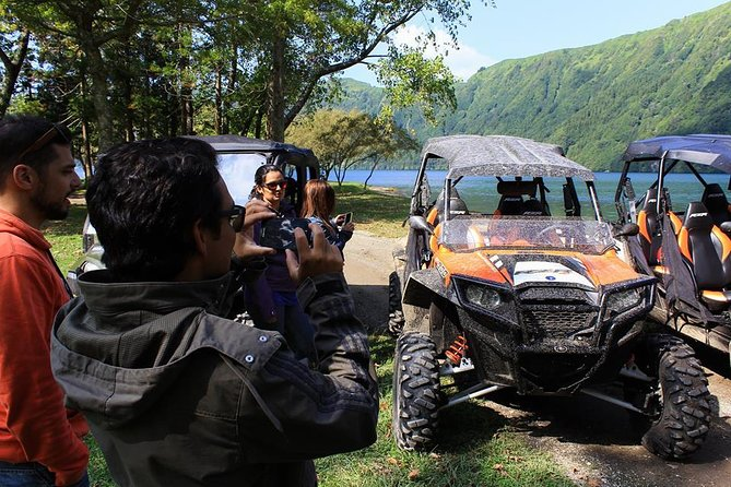 FD Sete Cidades Buggy Tour (Shared buggy) with lunch from Ponta Delgada