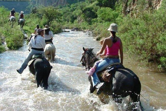 Canyon Horseback Riding Tour from San Miguel de Allende