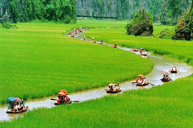 Private Full day Hoa Lu - Van Long Nature Reserve Full Day