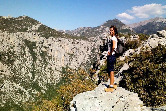 Full day in Paklenica National Park for experienced hikers - Private tour