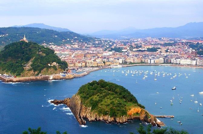 Biarritz, Saint Jean de Luz, Hondarribia and San Sebastian Full Day Tour