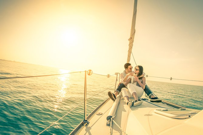 Private Sunset Sailing cruise from Lisbon