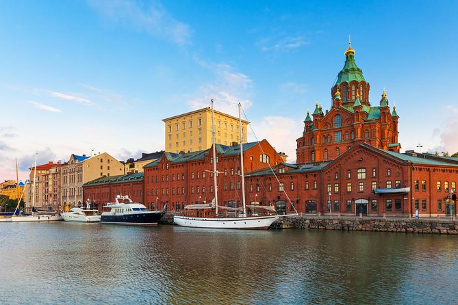 Private Walking Tour of Helsinki's Russian Past