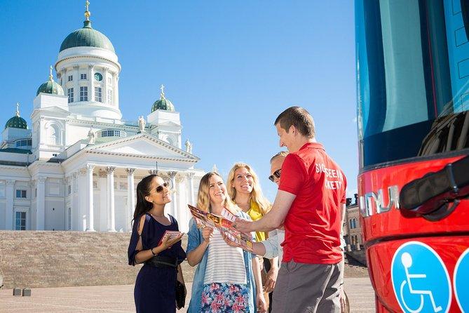 Excursão terrestre em Helsinque: excursão turística com várias paradas