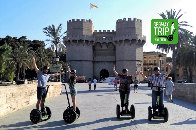 Valencia Segway Tour with Bike Rental photo 2