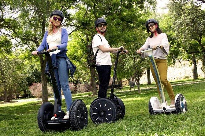 Valencia Parks Segway Tour