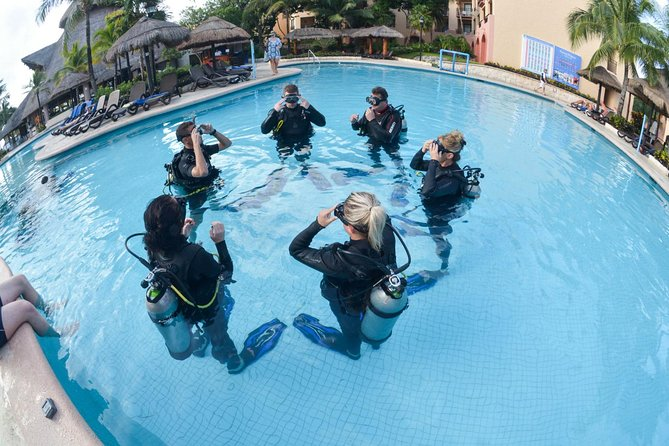 Open Water Diver 3-Day PADI Course in Playa del Carmen