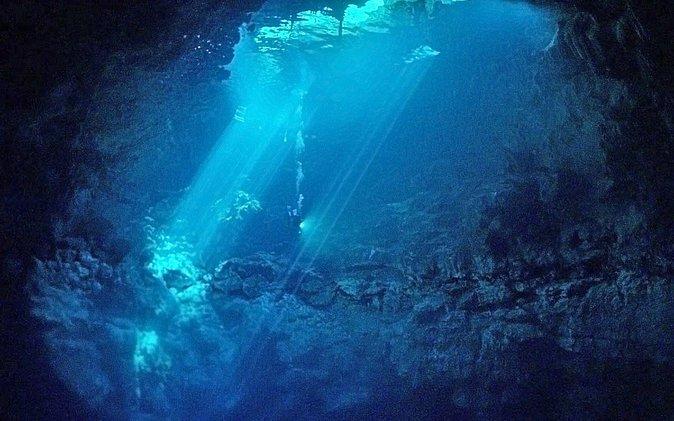 Cenotes 2-Tank Dive in Playa del Carmen