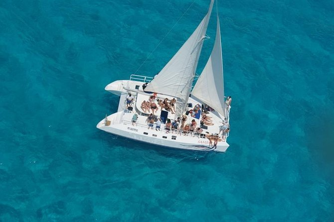 Isla Mujeres Sailing Adventure from Cancun