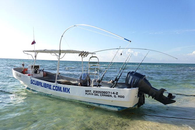 Private Fishing Trip in the Riviera Maya