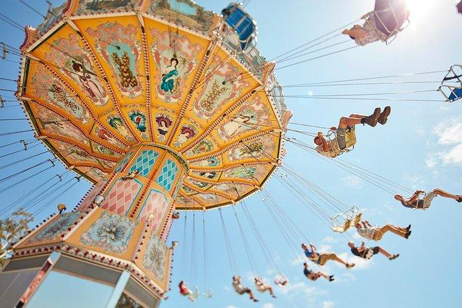 Aussie World Theme Park General Admission Ticket
