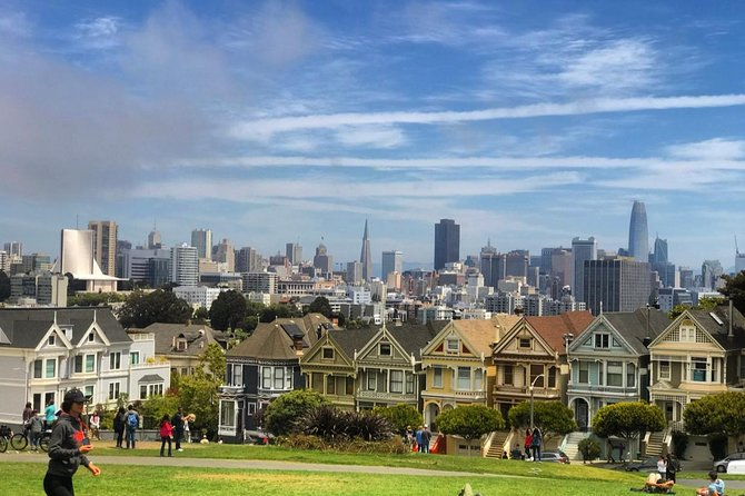 San Francisco city tour