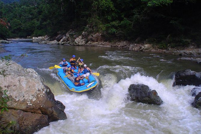 8-Day Chagres and Guna Yala Kayaking Expedition