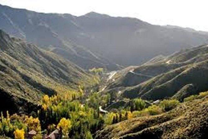 Excursion to Villavicencio from Mendoza