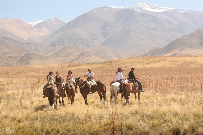Horseback Riding in Potrerillos from Mendoza (Half Day)