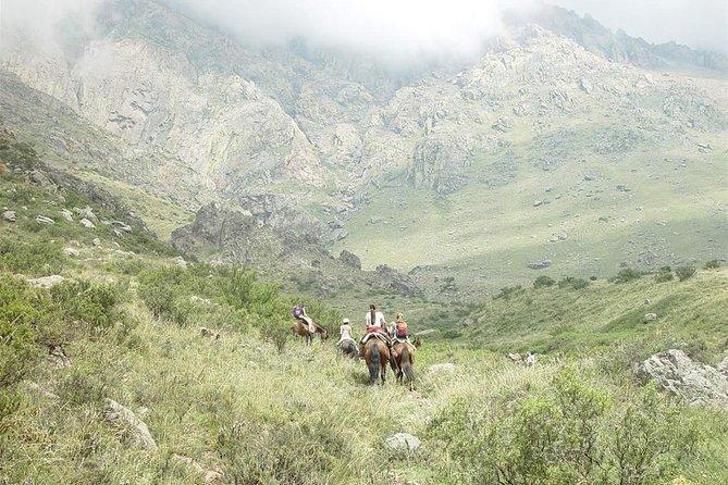 Horseback Riding in Potrerillos from Mendoza (Full Day)