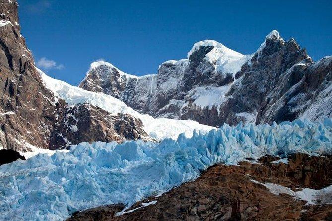 Boat navigation to Balmaceda and Serrano Glaciers from Puerto Natales
