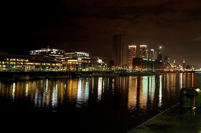 Buenos Aires by Night Private City Tour with Dinner Tango Show