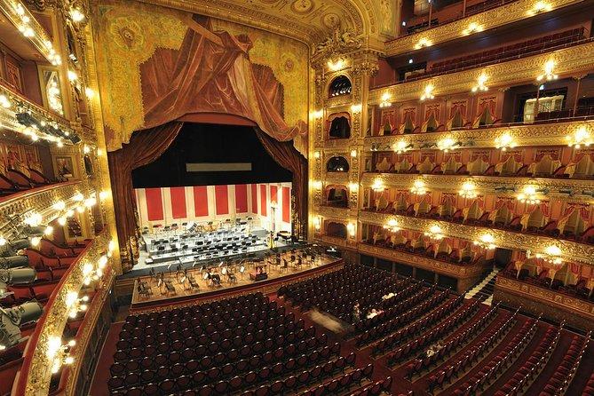 Private Buenos Aires City Tour with Colon Theatre Visit