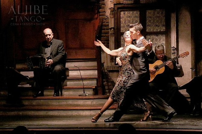 Tango Show at El Aljibe Tango with optional Dinner photo 6