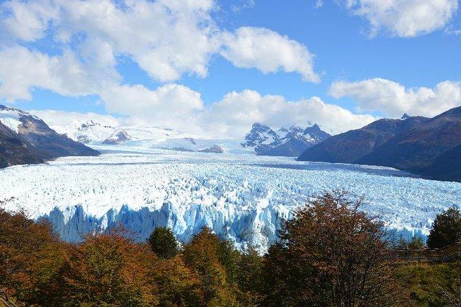Excursion to Perito Moreno Glacier with boat navigation