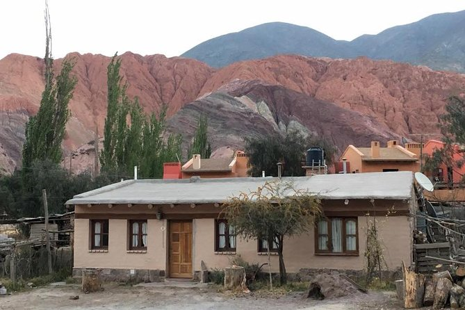 Humahuaca, 7-color Hill & round trip transfers airport - hotel in Salta