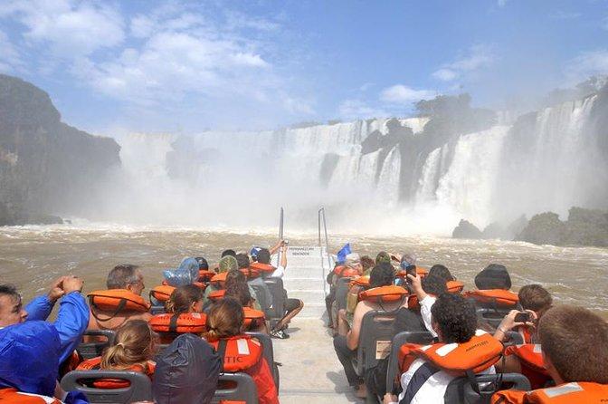 Gran Aventura in Iguazu Falls: Trekking, 4WD Ride, Boat Navigation