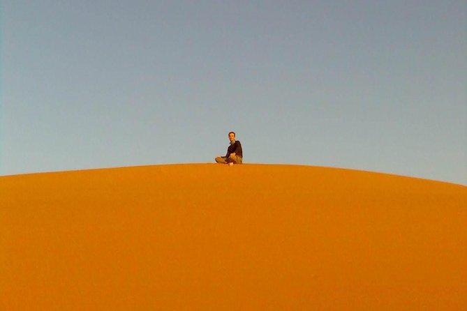Excursión de 2 días y 1 noche en el desierto desde Marruecos a las dunas de Erg Lihoudi