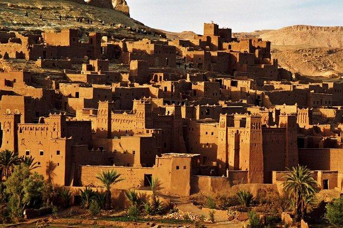 Day tour Ait ben Haddou & Ouarzazate from Marrakech
