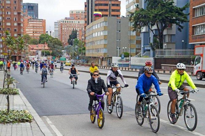 Søndagens Ciclovia Cykeltur