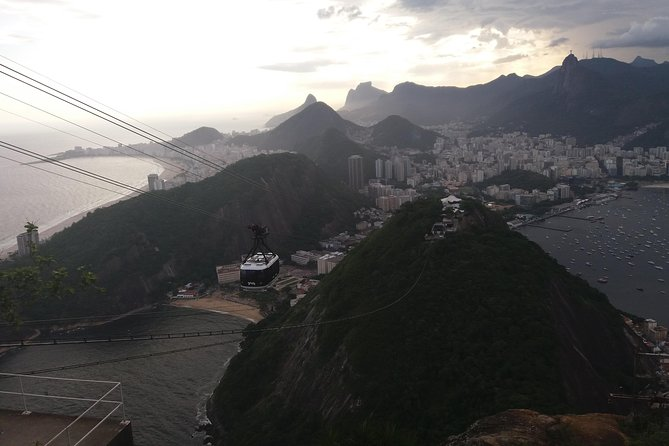 Biking and Hiking Tour from Copacabana to Urca's Hill