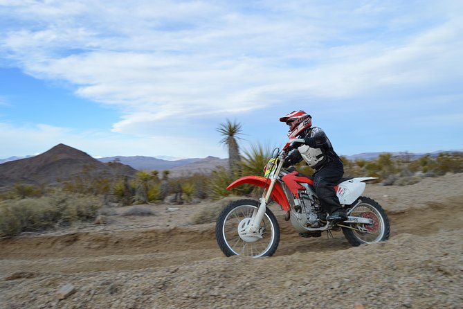 Hidden Valley and Primm Extreme Dirt Bike Tour photo 24