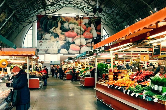 Small-Group Latvian Food Experience at Riga Central Market