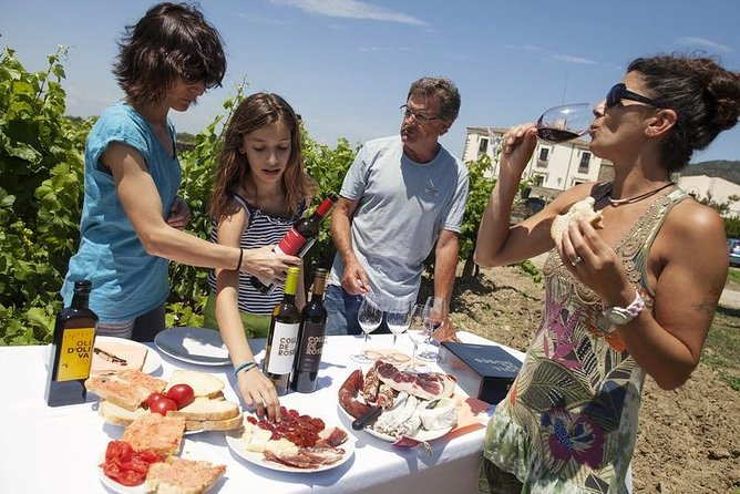 Private 8-Hour Tour of Four Etna Wineries with Tasting