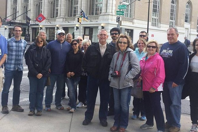 Live Downtown Nashville Walking Tour
