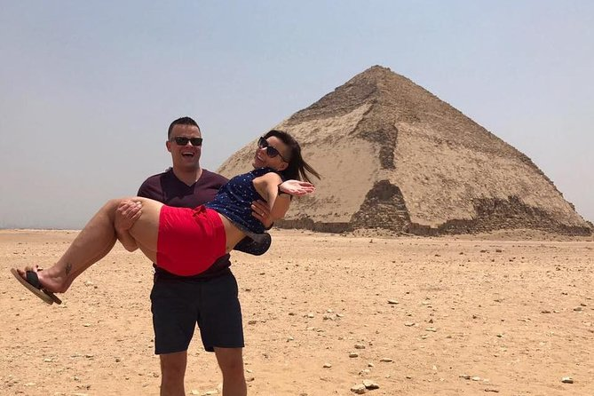 Private Full day Visit Giza Pyramids ,sphinx ,Sakkara ,Dahshour and Memphis with Lunch