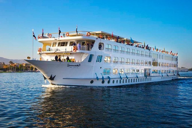 Nile Cruise for 4 days 3 Nights from Luxor to Aswan including sightseeing