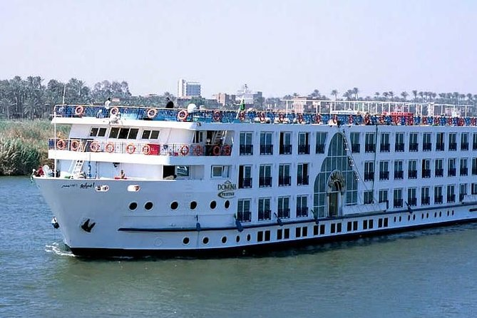 Nile Cruise AL kahila from Aswan to Luxor 4 days 3 nights with sightseen
