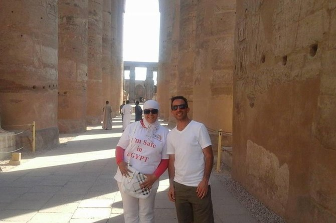 Book online one Day tour visit Luxor City East and west bank from Safaga port