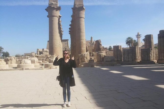 Full day to Luxor by Round flight From Cairo to visit East and West Bank