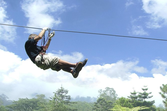 Bali Treetop Adventure Park Admission