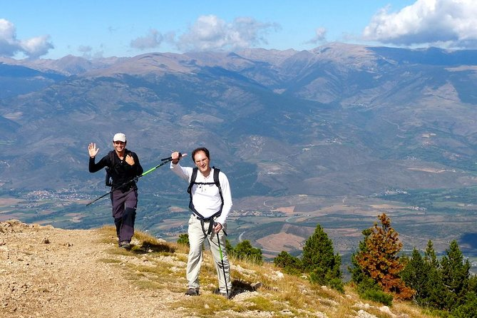 Pyrenees Hiking from Barcelona