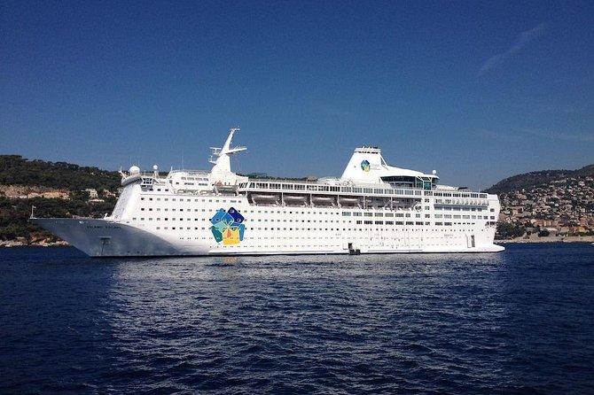 Villefranche Shore Excursion: Private Tour of the French Riviera including Nice Eze La Turbie Monaco and Monte-Carlo