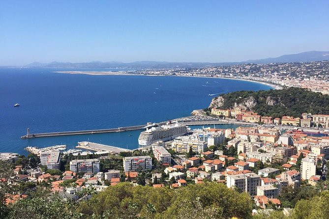 6 Hour Shore Excursion from Cannes, Monaco-Monte-Carlo, or Villefranche-Nice
