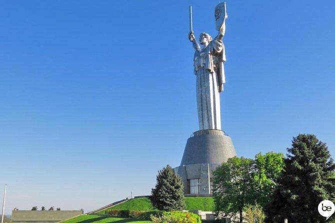 Soviet tour in Kiev