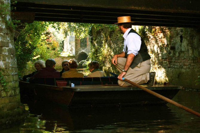 45-Minute Punting Tour in Canterbury