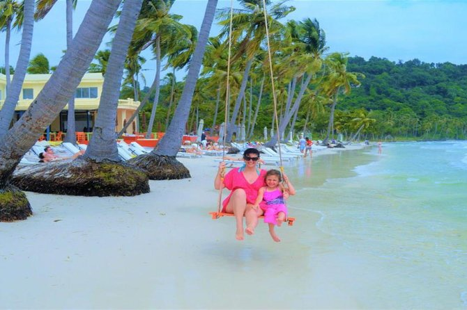 Phu Quoc Beach & Sun package 4D3N
