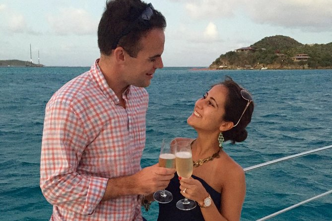 Private Sunset Sail of the British Virgin Islands